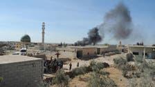 شام : حُماہ پر شدید فضائی بم باری ، 17 افراد جاں بحق