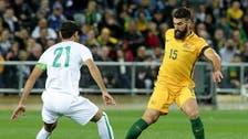 المنتخب العراقي يسقط في أستراليا