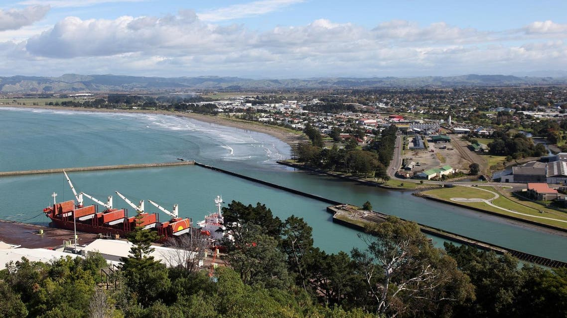 Gisborne, New Zealand (Shutterstock)