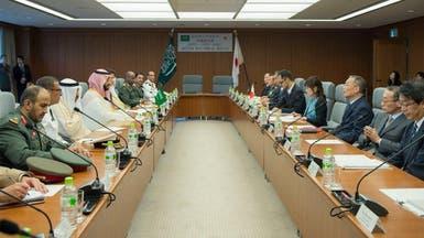 تعاون سعودي ياباني دفاعي خلال زيارة محمد بن سلمان