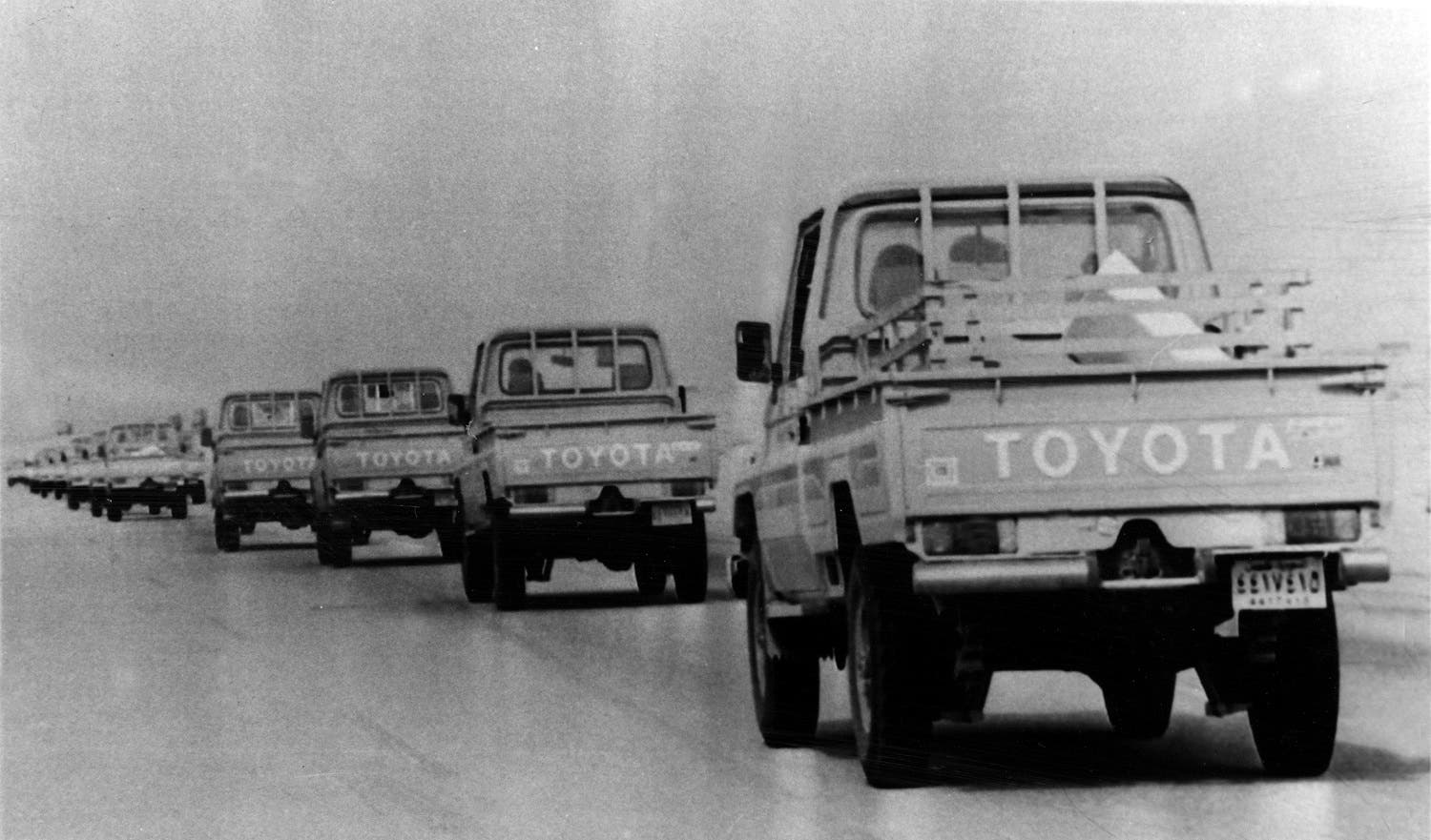 Abdul Latif Jameel began importing Toyota in 1955. (File photo: AP)