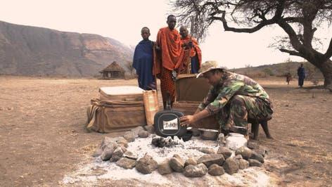 أيام أفريقية : المساي يعزفون على حناجرهم سمفونية الشجاعة