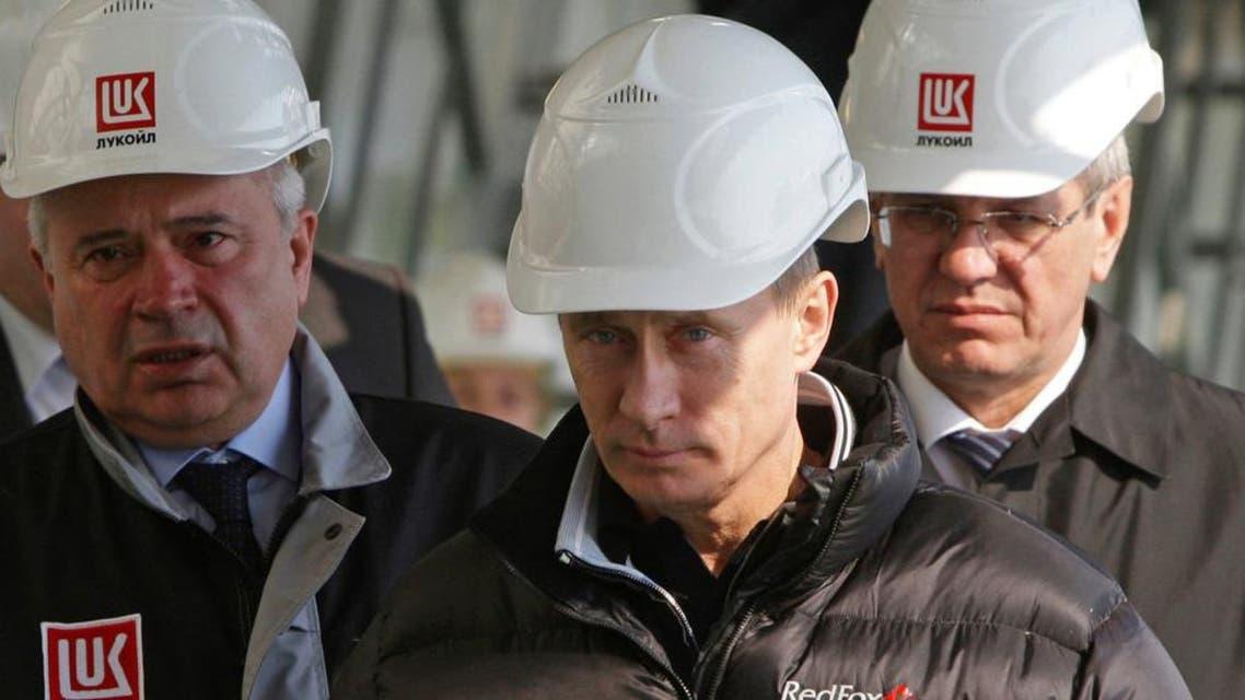 فلاديمير بوتين - نفط