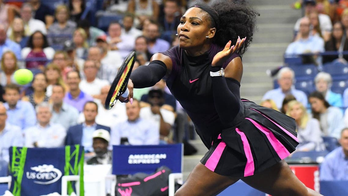 Williams's victory against an over-matched King may have been one of her easiest, the world number one in complete control from the outset. (Reuters)