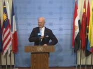 مبادرة أممية جديدة بسوريا قريبا..والمعارضة تشترط الهدنة
