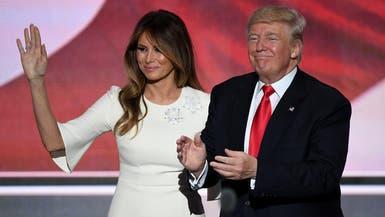 """ماذ قالت زوجة ترامب عن تسجيله """"البذيء""""؟"""