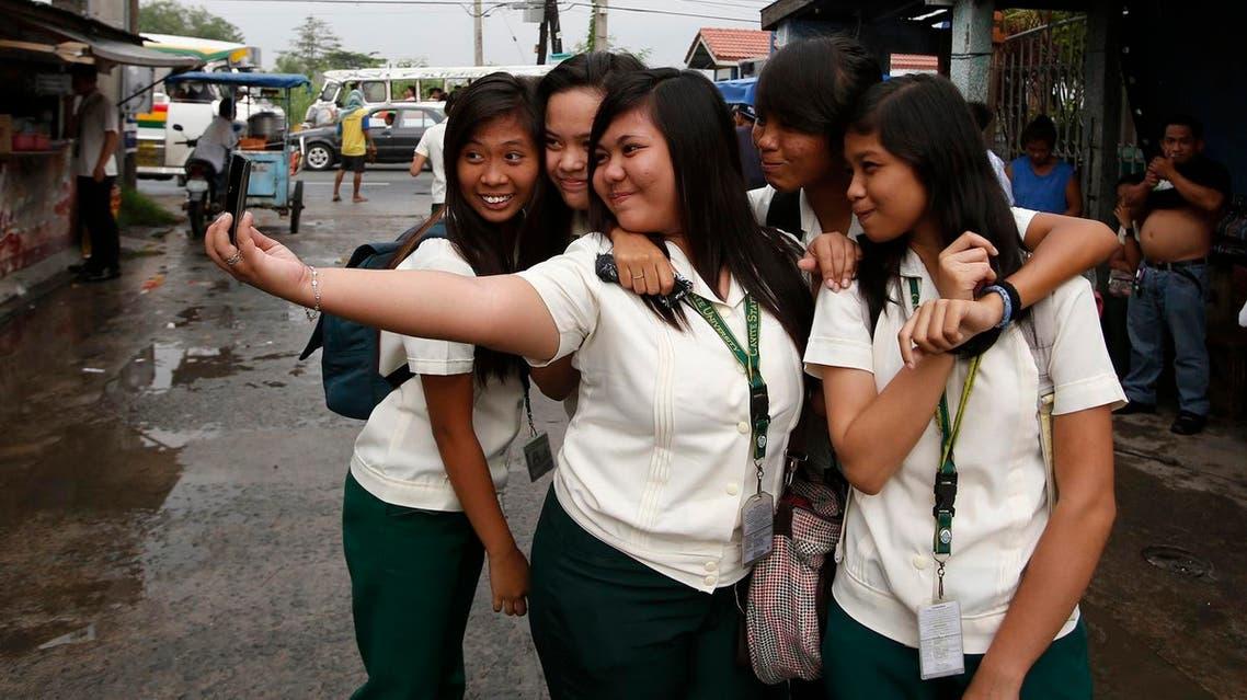 philippines university students REUTERS