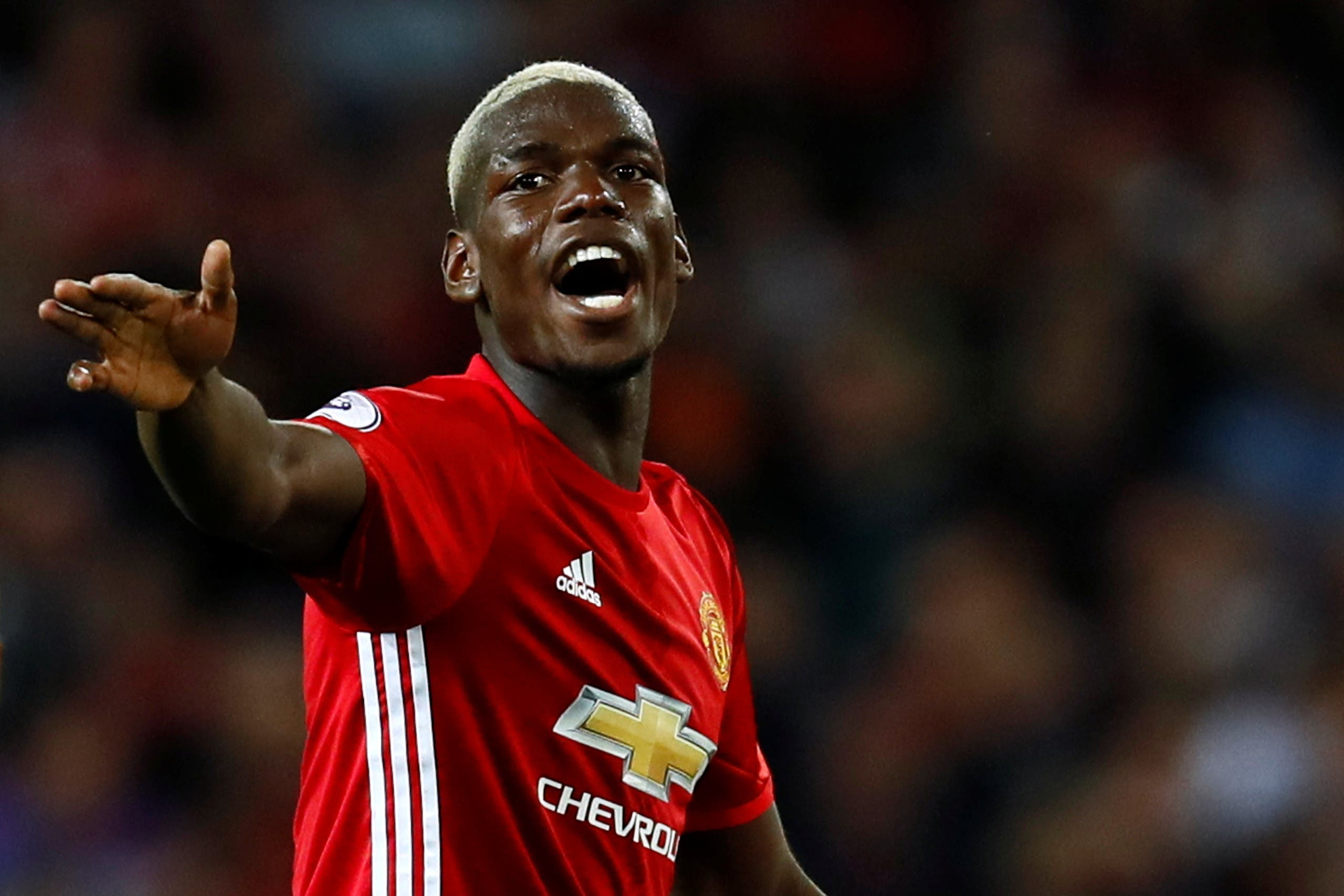 Paul Pogba joined Manchester United from Juventus for £89 million last month. (Reuters)