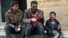 Attacks on civilians in Aleppo 'breach' humanitarian law: EU