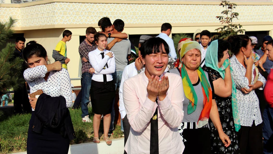 Uzbekistan holds funeral for Islam Karimov