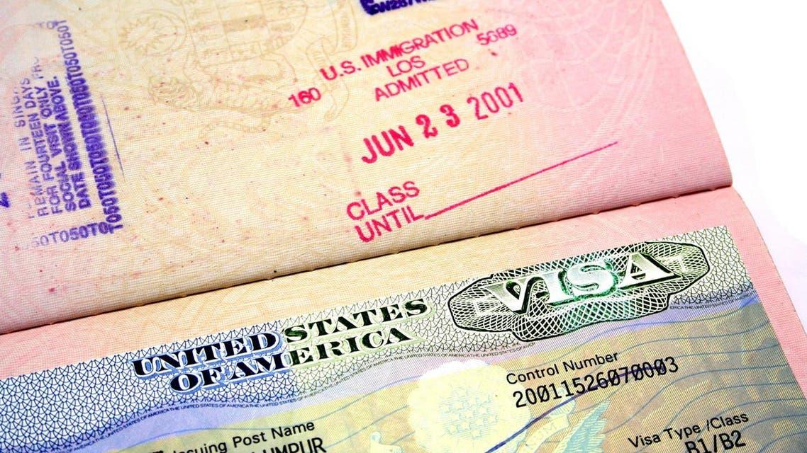 US visa (Shutterstock)