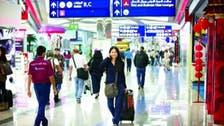 نمو حركة الركاب بمطار دبي 3.9% في يونيو