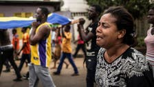 Gabon faces uncertain future after violence-marred vote