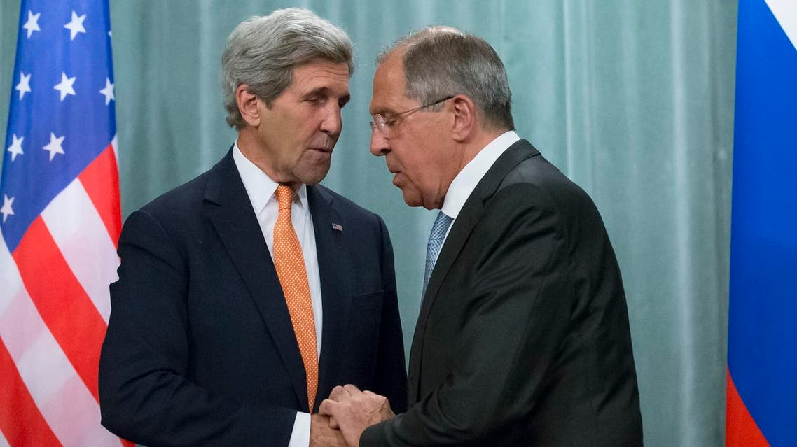 US and Russia were working earlier on Sunday to try to finalize a ceasefire in Syria that would allow more deliveries of humanitarian aid. (AP)