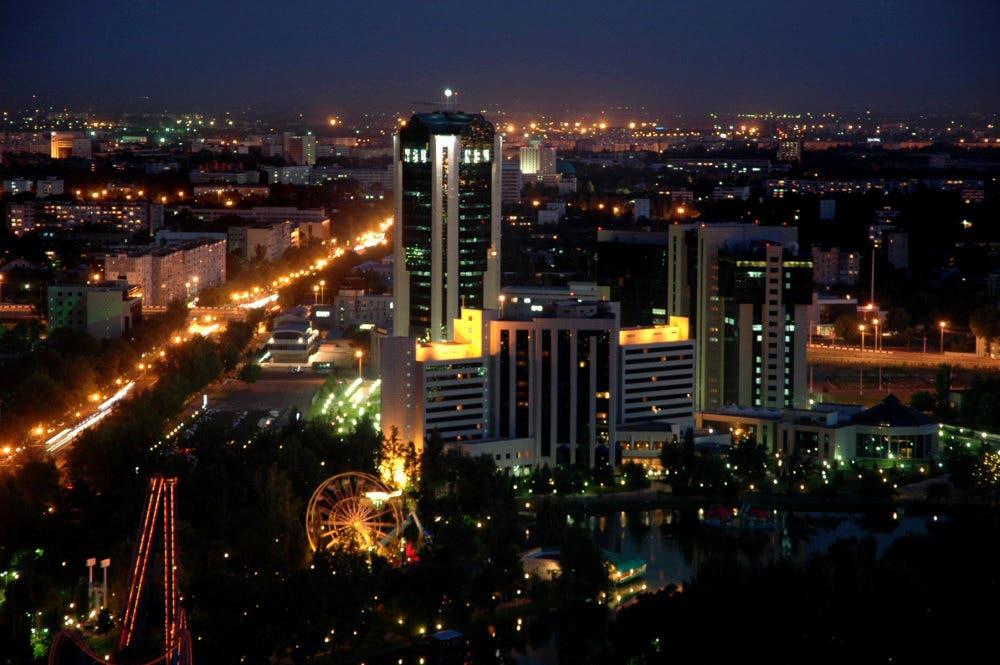 طشقند عاصمة أوزبكستان