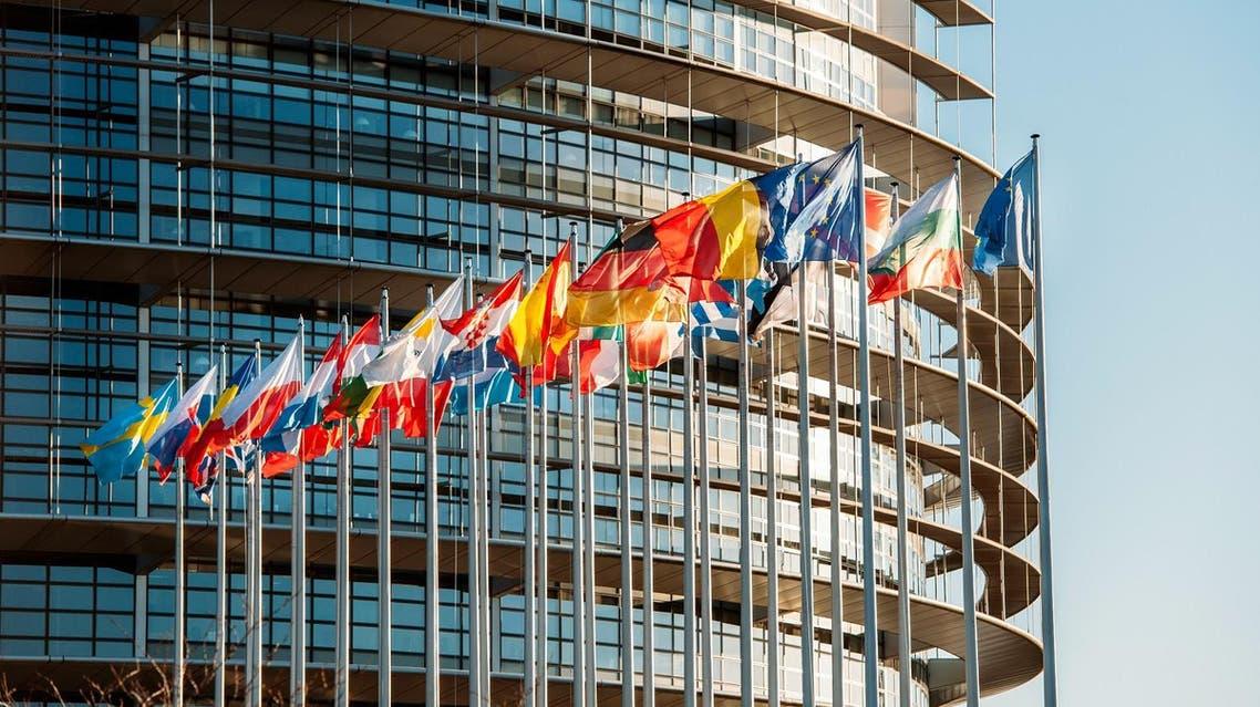 EU parliament building (Shutterstock)