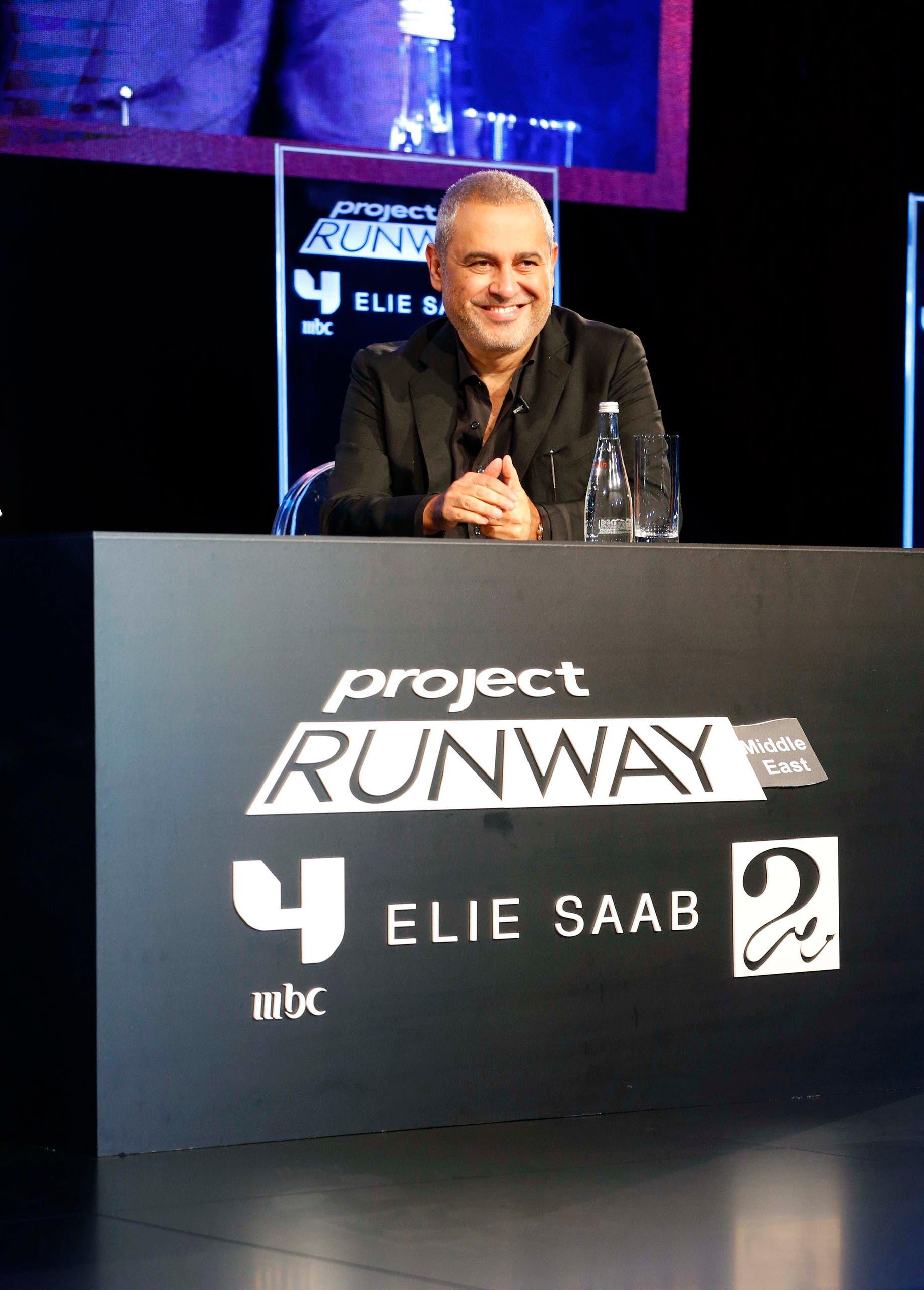 Elie Saab. (MBC)