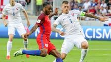 Allardyce's England get their lucky break