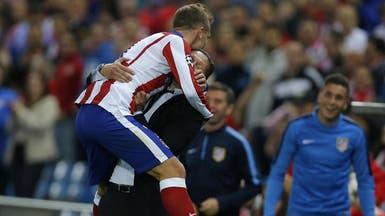 غريزمان يهدد بالرحيل عن صفوف أتليتكو مدريد