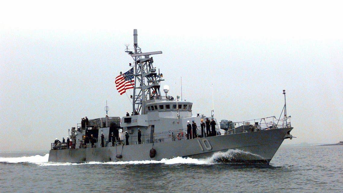 السفينة الحربية الأميركية فايربولت (أرشيفية)
