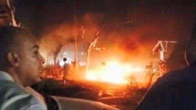 هجوم انتحاري وسط بغداد.. وداعش يتبنى