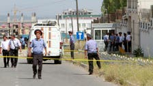 Kyrgyzstan: Uighur militant groups behind attack on China's embassy