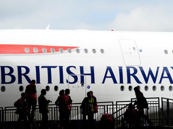 الخطوط البريطانية تتكبد 200 مليون دولار من العطل التقني