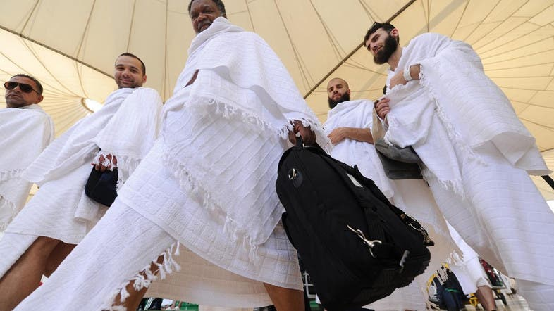 the significance of the hajj on The journey of a lifetime in the saudi arabian heat, hajj is the muslim pilgrimage to mecca.