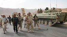 صراوح میں تزویراتی ٹھکانوں پر یمنی فوج کا کنٹرول