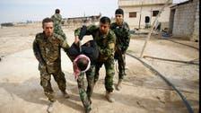 Iraqi militia says sends 1,000 more fighters to Syria's Aleppo