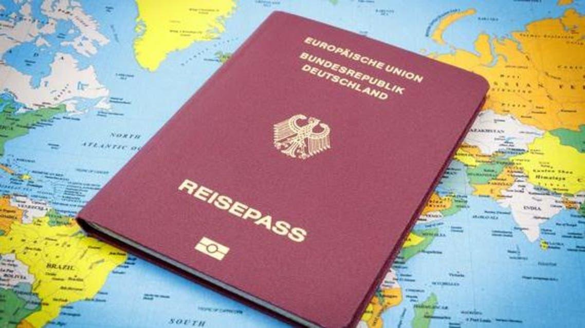 الجواز الألماني