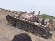 سقوط 11 قتيلا وعشرات الجرحى من المتمردين بجبهات تعز