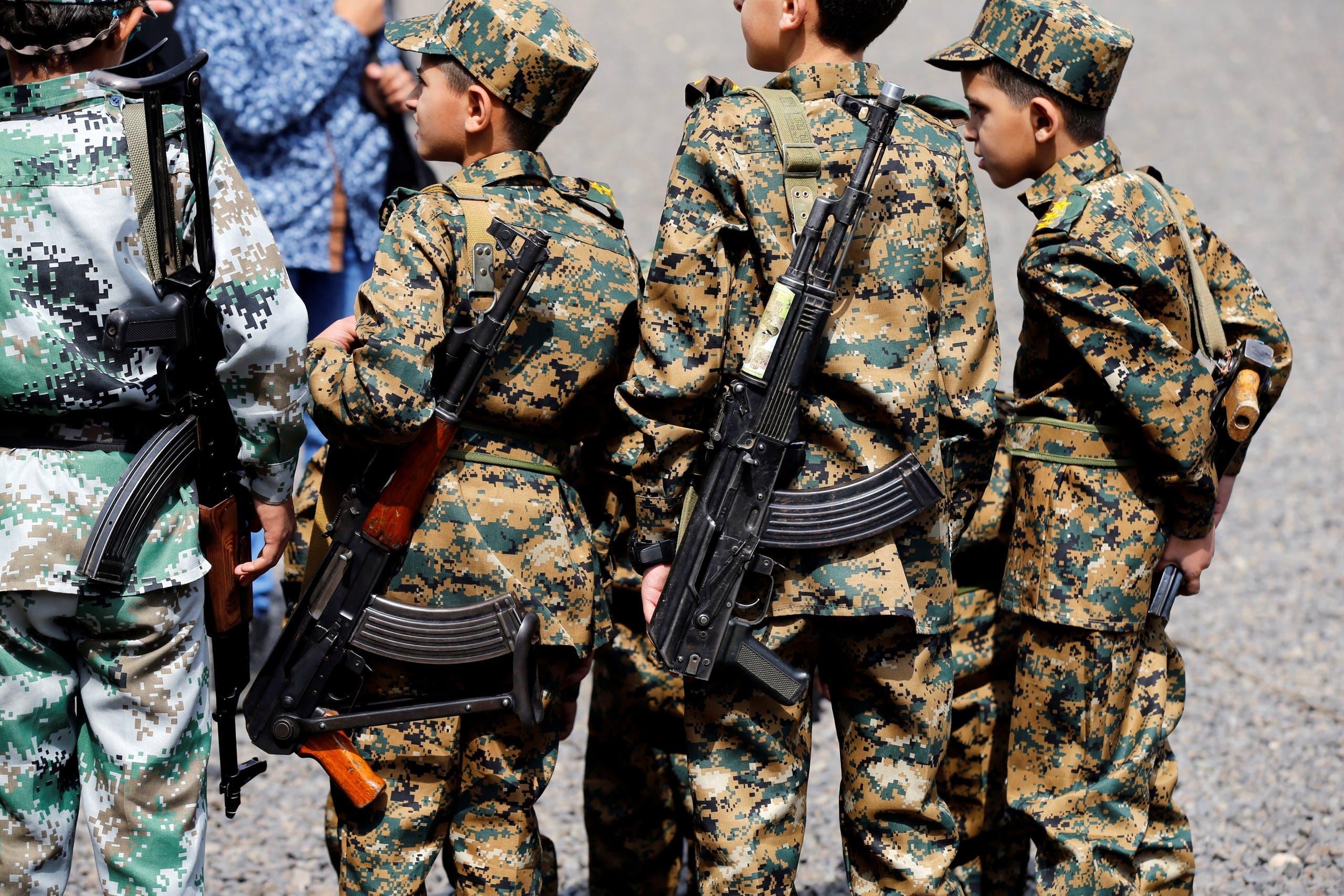 Houthis Recruiting Women To Fight In Yemen War Terrorism Watch