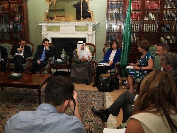 الجبير: إيران صعّدت من لهجتها العدائية