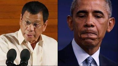 بعد معركة أوباما.. رئيس الفلبين: بان كي مون أحمق