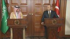 سعودی عرب شمالی شام میں ترک کارروائیوں کی حمایت کرتا ہے : الجبير