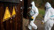 Libya's last chemical arms reach German destruction plant