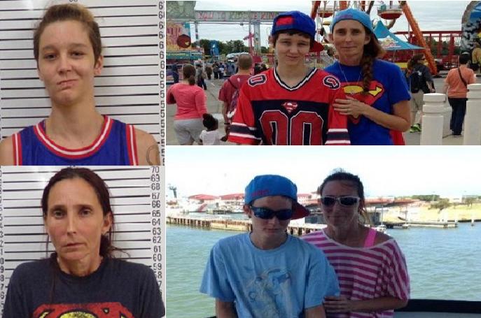 الزوجتان، الأم باتريسيا والابنة ميستي، عقوبة تهمتهما 10 سنوات سجن