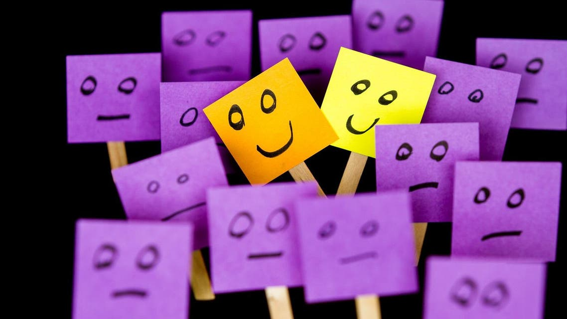Happiness is a mental or emotional state of well-being defined by positive or pleasant emotions ranging from contentment to intense joy. (Shutterstock)