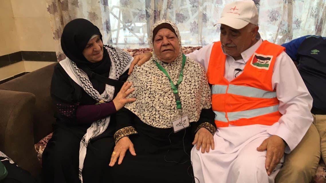 عائلة فلسطينية