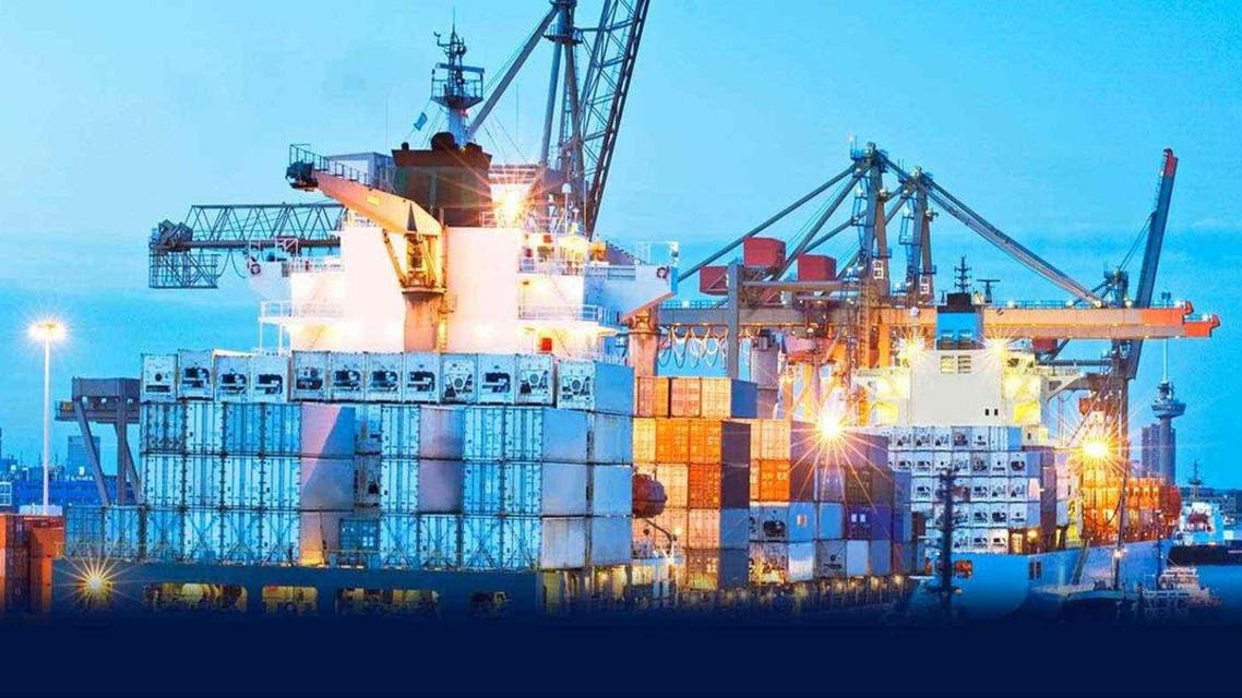 تجارة واردات صادرات ميناء