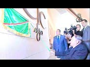 بالفيديو.. الرئيس الجزائري يظهر بعد غياب طويل