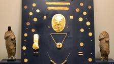 """هذه قصة """"ثاج"""" التي دفن معها 18 كيلو من الذهب"""