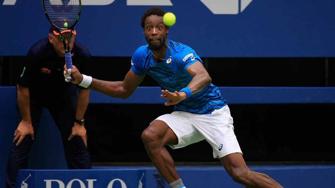 Gael Monfils to some is a quitter but to others the enigmatic Frenchman is a bold, unconventional thinker willing to try anything to get to his first grand slam final. (AFP)