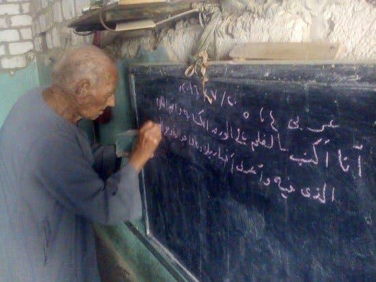 مسيحي حفَّظ الأطفال القرآن لسنوات