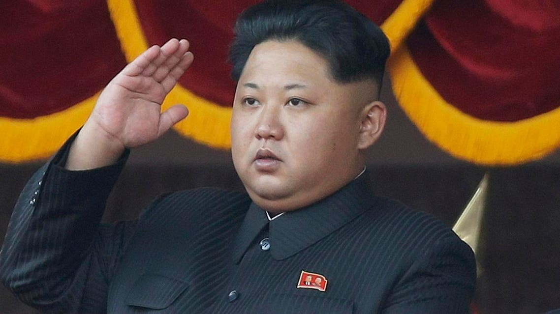 In this Oct. 10, 2015, file photo, North Korean leader Kim Jong Un salutes at a parade in Pyongyang, North Korea. South Korean and international monitoring agencies reported Friday, Sept. 9, 2016 an earthquake near North Korea's northeastern nuclear test site, a strong indication that Pyongyang had detonated its fifth atomic test explosion.