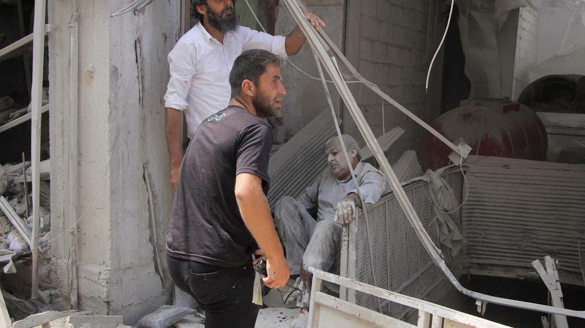 Many killed as bombs fall on Idlib, hours after US/Russian 'peace deal' reached