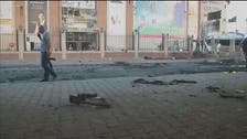 العراق.. 57 قتيلاً وجريحاً في انفجارين وسط بغداد