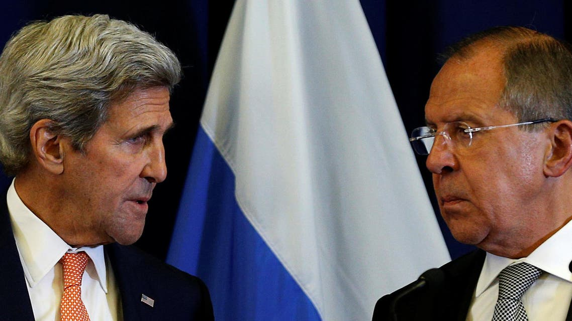 The truce, agreed after a day of marathon talks in Geneva between Lavrov and his US counterpart John Kerry, will come into force on Monday. (Reuters)