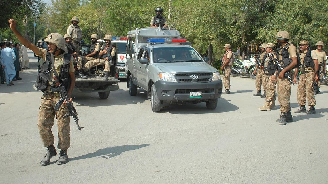 The army launched an operation in June 2014 in a bid to wipe out militant bases in the northwestern tribal areas (File Photo: AP/Mohammad Sajjad)